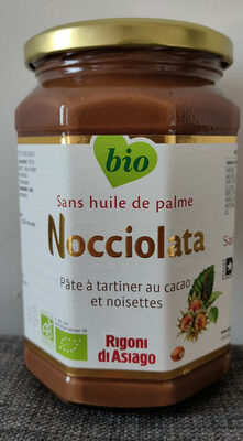 Nocciolata - Product - fr