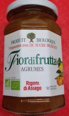 calorie Fiordifrutta Agrumes
