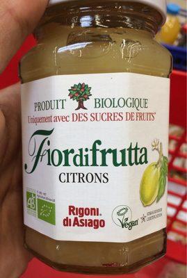 Fiordifrutta Citrons - Product