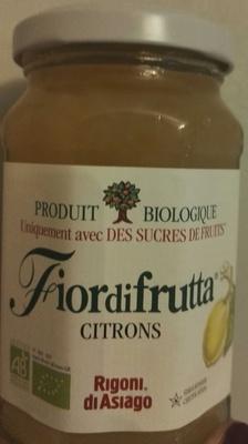 calorie Fiordifrutta Citrons