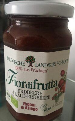 Marmelade Erdbeere & Wald-Erdbeere - Produkt - de