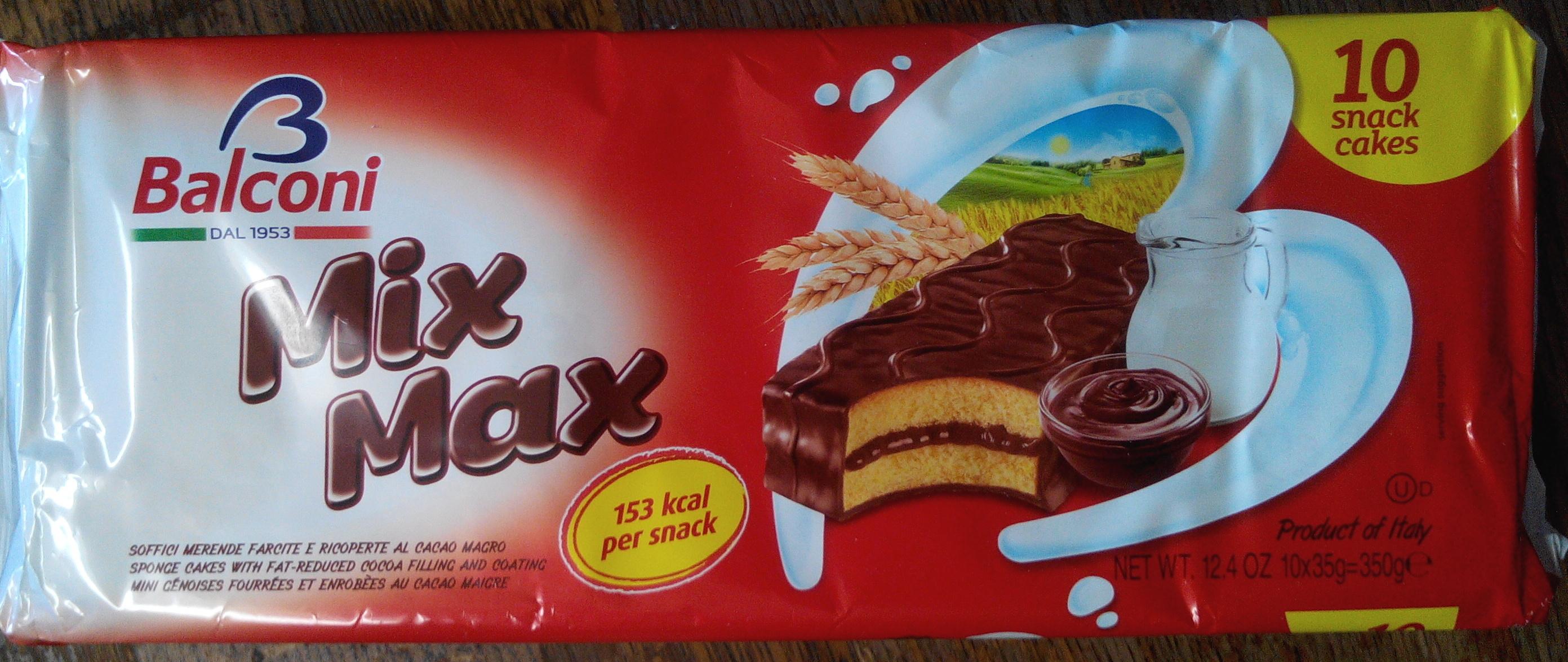 Balconi MixMax - Product