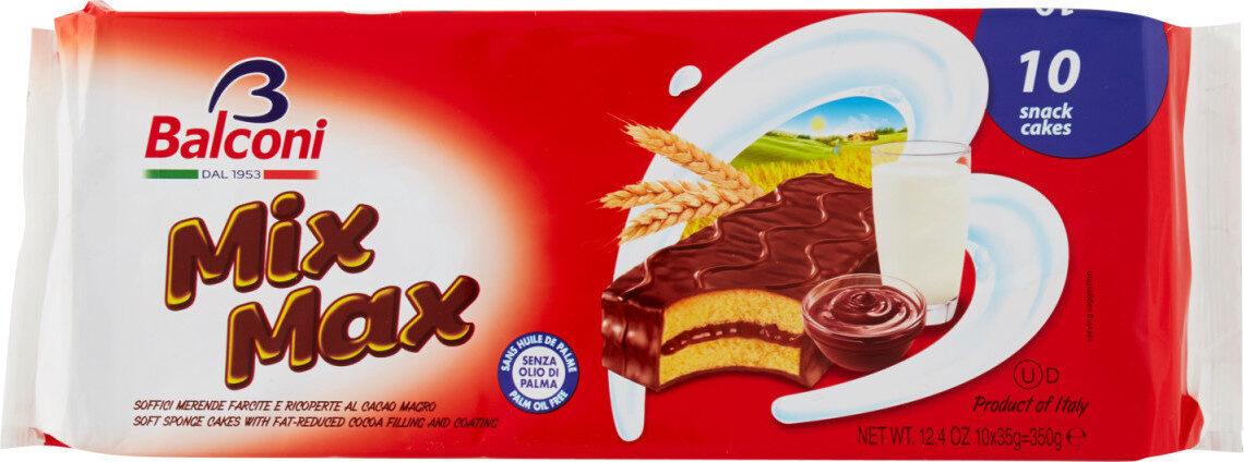 Mix max - Product - de