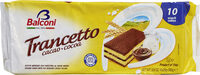 Trancetto cacao - Product - fr