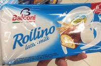 Rollino Latte - Product