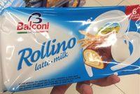 Rollino Lait - Prodotto