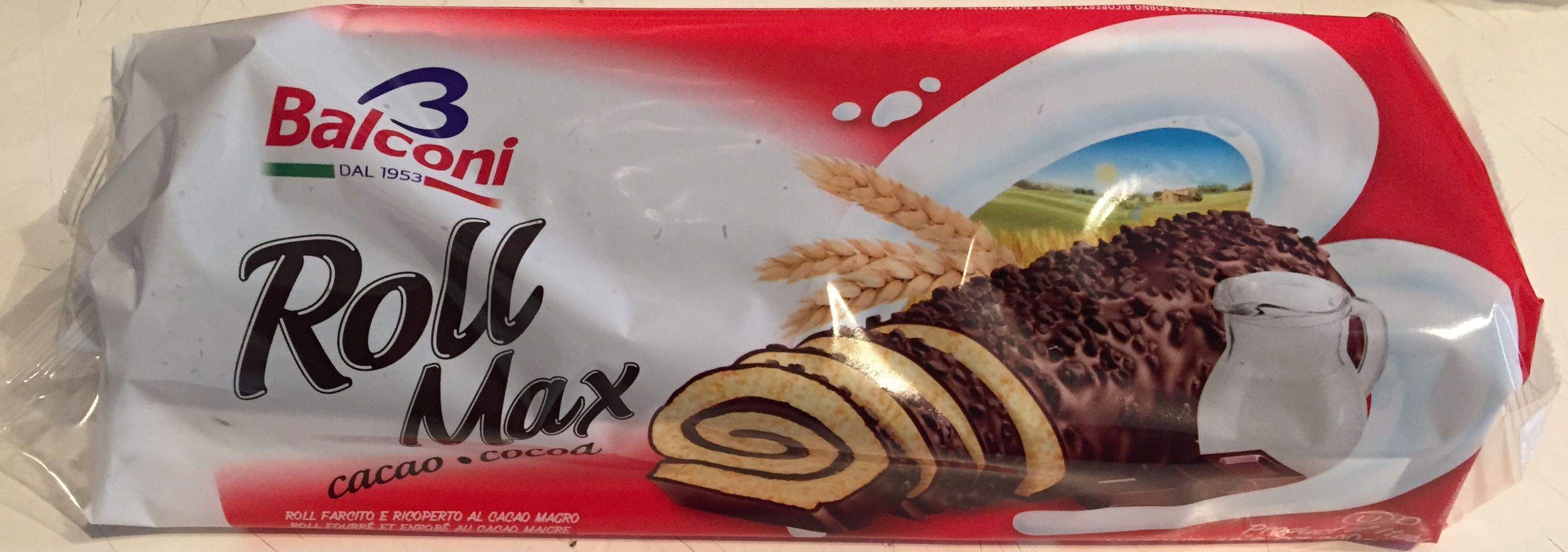 Roll Max Cacao - Product