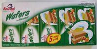 Wafers Hazelnut 5 x (225g) - Producte - fr