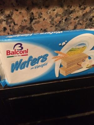 Wafers alla vaniglia - Product - fr