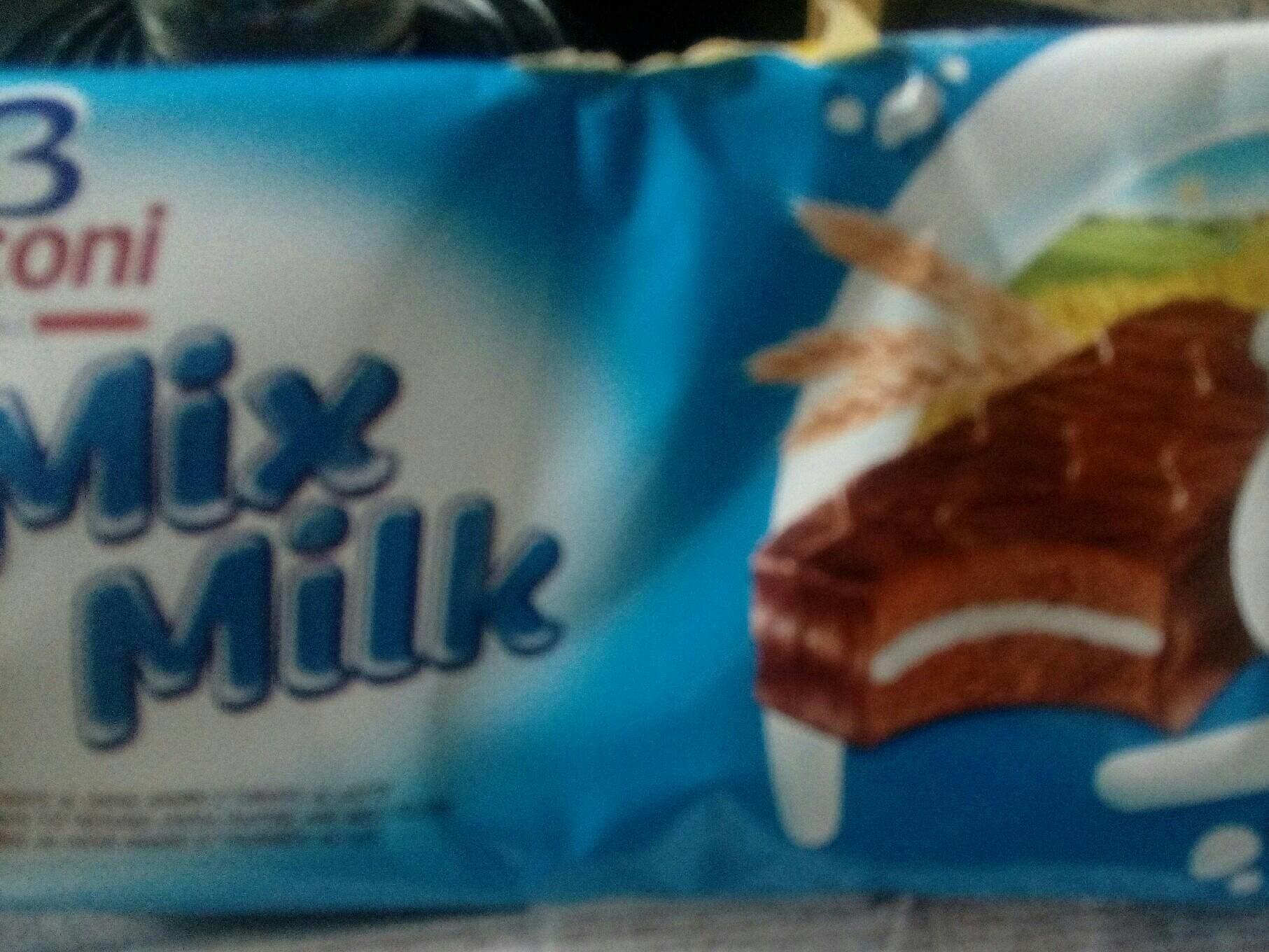 Mix milk - Produkt - fr