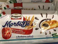 Ruggeri Panino Al Latte Cioccolato x5 - Product