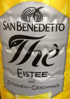 The eistee - Prodotto - de