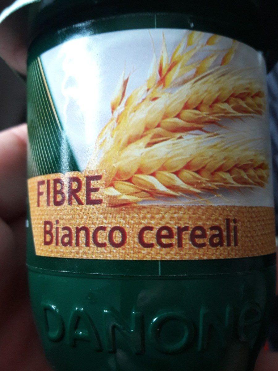 Danone Activia Fibre Bianco Cereali X4 - Ingrediënten