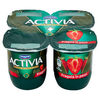 Activia Fragola in pezzi - Product