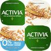 Yog Activia Bianco Cer 0 1 GR 125X4 - Produit