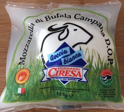 Mozzarella Di Buffala - Product - fr