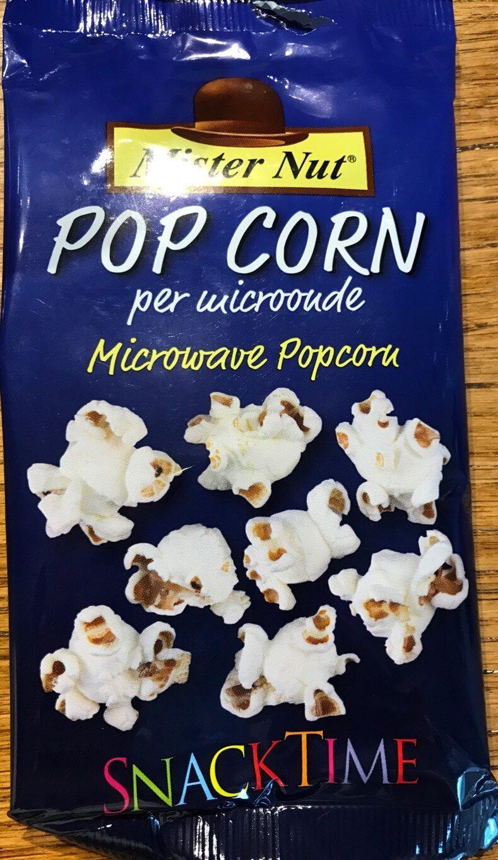 Unibeverage Pop Corn Microonde GR 100 - Prodotto - it