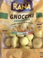 Gnocchi ripieni al Gorgonzola - Produit - fr