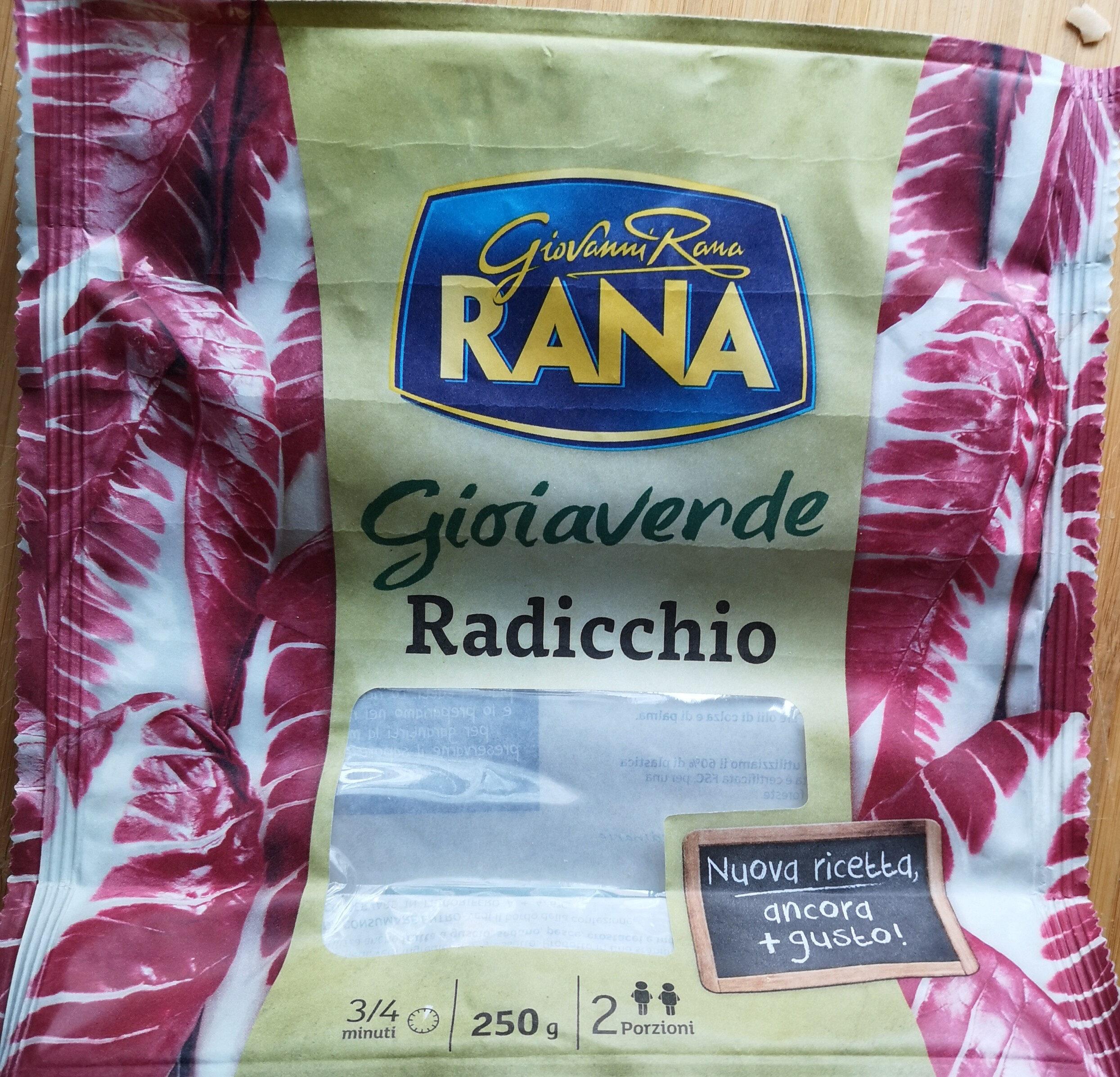 Gioia Verde Radicchio - Product - it