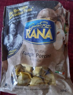 Ravioli Funghi Porcini mit Steinpilzen - Prodotto - de