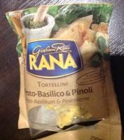 Tortellini Pesto-Basilico & Pinoli - Prodotto - fr