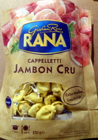 Cappelletti Jambon Cru - Product - fr