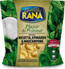 RAVIOLI RICOTTA EPINARDS MASCARPONE - Prodotto