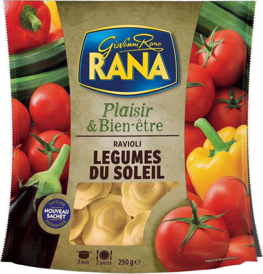 RAVIOLI LEGUMES DU SOLEIL - Product - fr