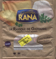 La Raviole de Giovanni - Produit