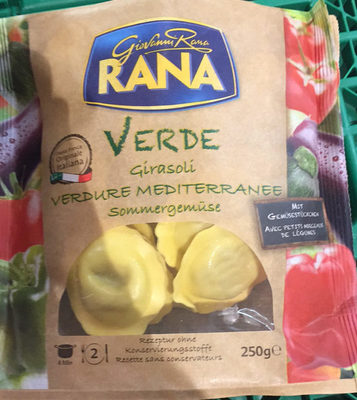 Verde Verdure Mediterranée - Produit - fr