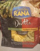 Duetto, asparagi in pezzi e parmigiano reggiano - Product - it