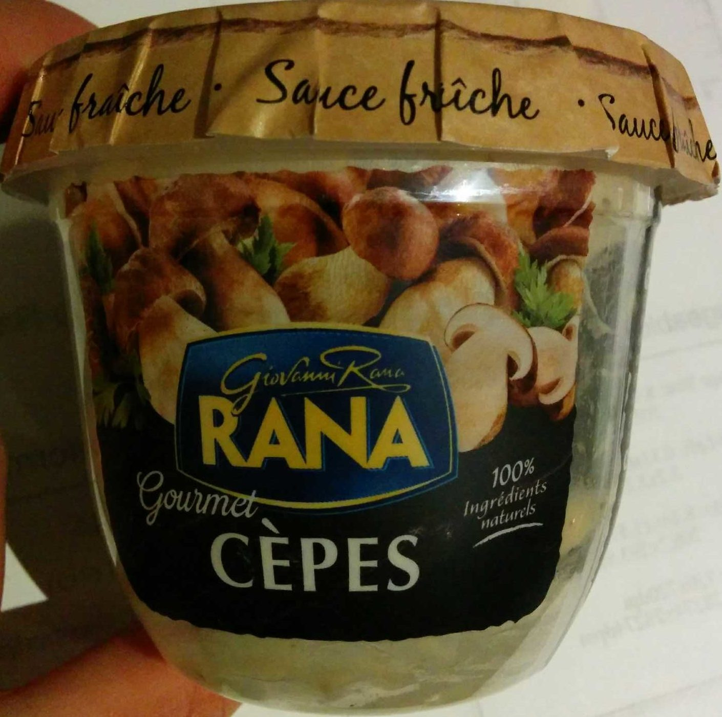 Gourmet cèpes - Product