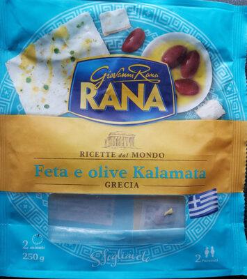 Feta e olive Kalamata - Prodotto