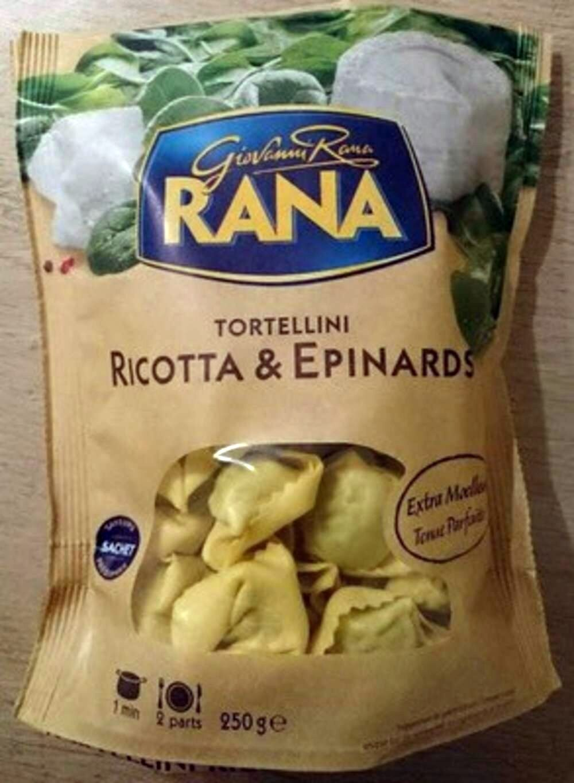 Tortellini Ricotta & Épinards - Produit - fr