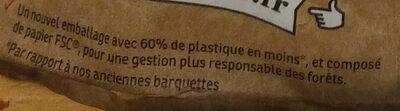 Tortellini Pesto Basilic & Pignons - Istruzioni per il riciclaggio e/o informazioni sull'imballaggio - fr