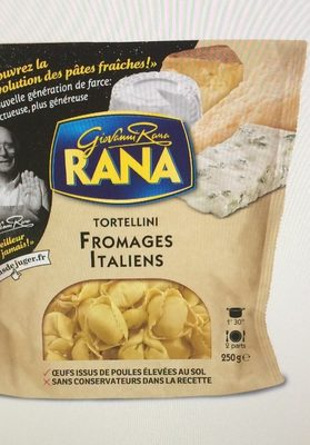 Tortellini Fromages Italiens - Product - fr