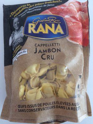 Cappelletti Jambon Cru - Producto - fr