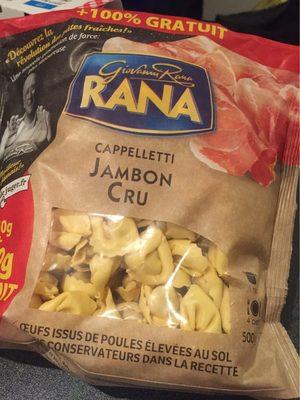 Cappelletti jambon cru - Product