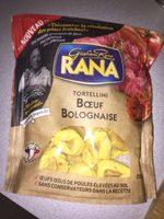 Tortellini Boeuf Bolognaise - Produit - fr