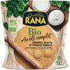 Ravioli bio blé complet épinards ricotta burrata - Prodotto