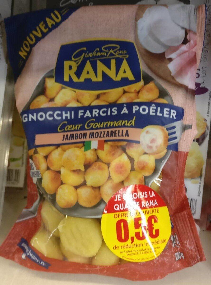 Gnocchi farcis à poêler - Produit