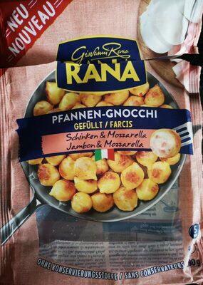 Gnocchi farcis - Product - de