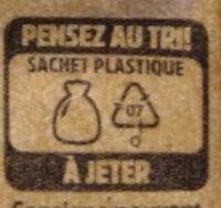 Tortellini Pesto Rosso Tomates Séchées & Pignons - Recyclinginstructies en / of verpakkingsinformatie - fr