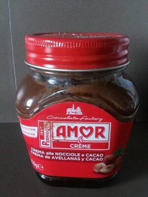 Amor & Crème - Producto