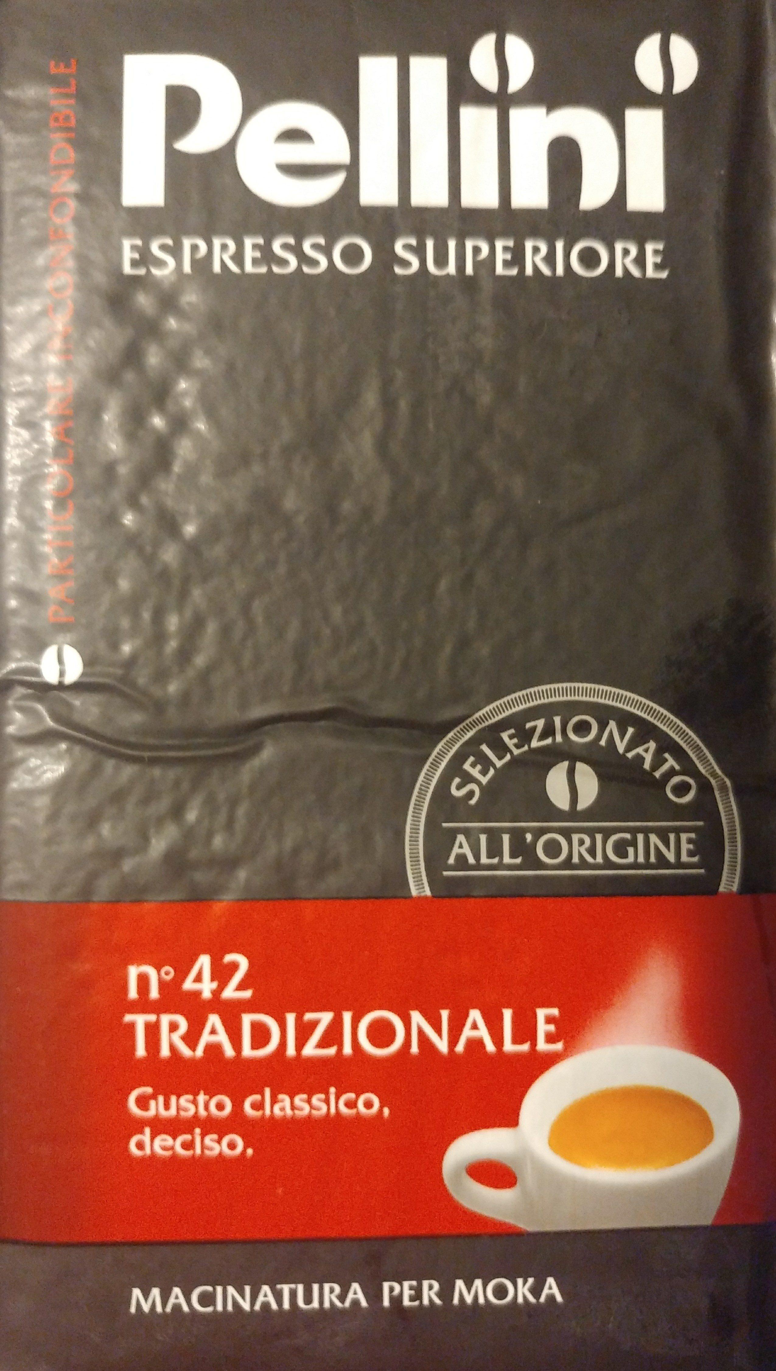 Espresso superiore - Produkt - it