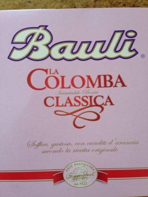 Bauli - La Colomba 750 Gr - Product