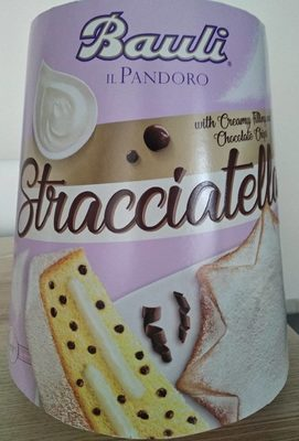 Stracciatella - Produit