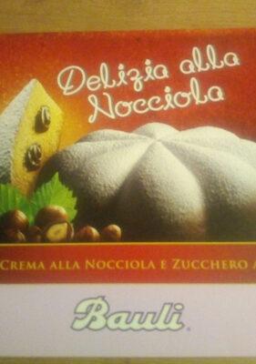 Delizio alla Nocciola - Produit
