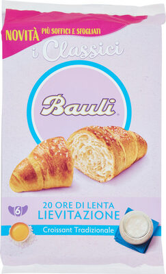 I classici croissant tradizionale - Product - fr