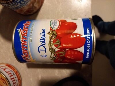 Canned tomatoes, La Fiamante brand - 产品 - en